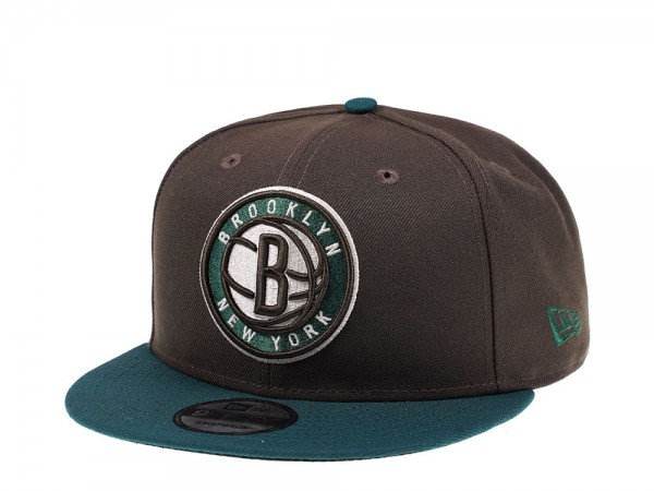 New Era Brooklyn Nets Forrest Edition 9Fifty Snapback Cap