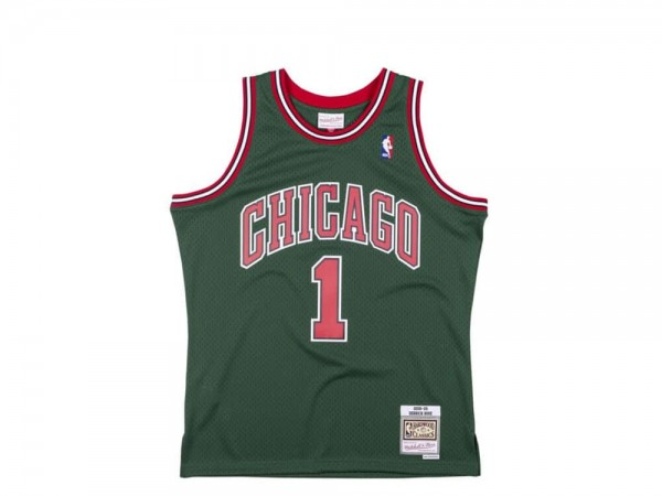 Mitchell & Ness Chicago Bulls - Derrick Rose Swingman 2.0 2008-09 Jersey