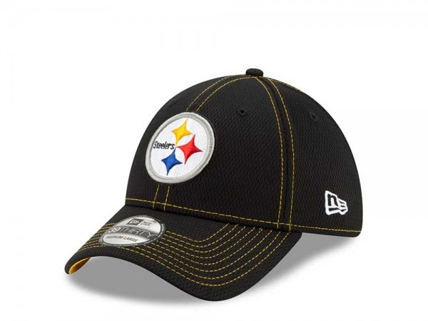 New Era Pittsburgh Steelers Road 39Thirty Sideline Cap