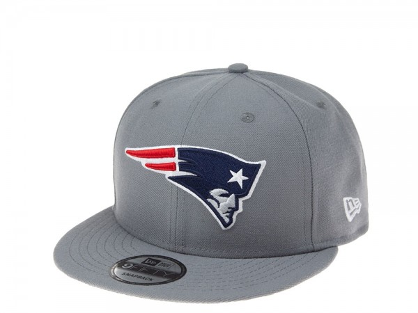 New Era New England Patriots Concrete Edition 9Fifty Snapback