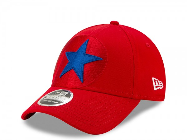 New Era Philadelphia Phillies Elements Edition 9Forty Stretch Snapback Cap